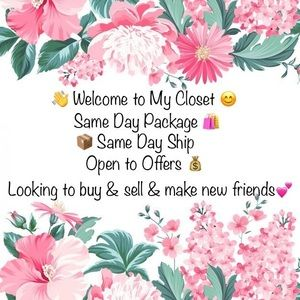 Welcome everyone 😊